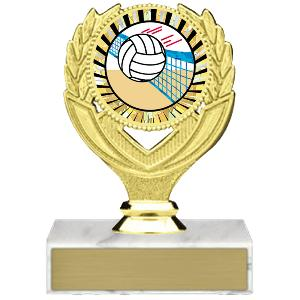 trophy-participation series I-volleyball