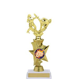trophy-rising star series II-martial arts karate