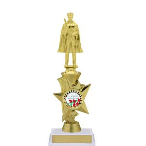 trophy-rising star series II-pageant