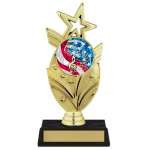 trophy-star mylar series-music