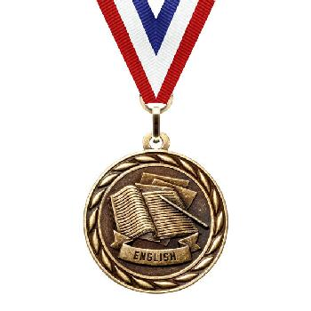 medal-scholastic series-english